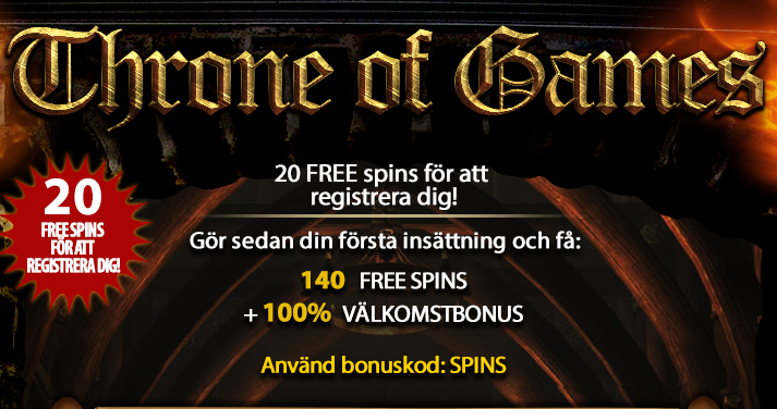 throne of games freespins