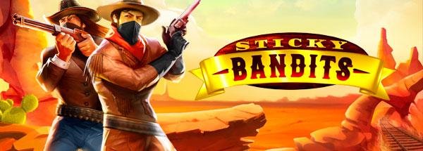 sticky bandits bonuskod