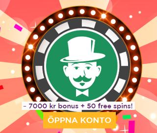 spela med freespins hos casinoroom