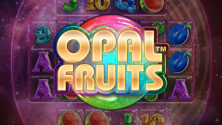 Opal fruits free spins